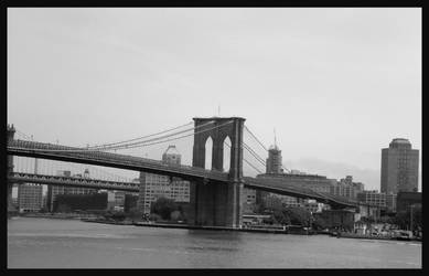 brooklyn bridge by XiaoSing