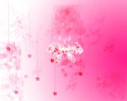 Pink Wallpaper by Ralphsheep
