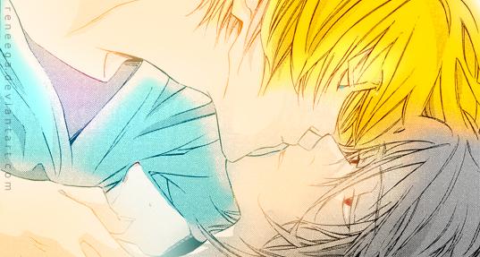 Kiss me by Reneega
