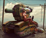 Tank Girl Pepper
