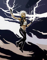 Weekly Character A to Z  Ororo by StMan