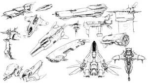 W20141206 - Scifi doodles