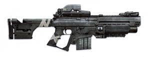 W20150110 - Custom Weapon