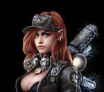 SteamGirls Redux - 2nd Girl Bust