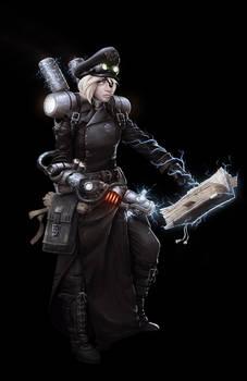 SteamGirls Redux - 3rd Girl