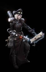 SteamGirls Redux - 3rd Girl by StMan
