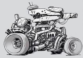 W20150405 - Tech Doodle by StMan