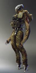 W20150706 - Combat Droid