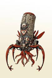 Weekly 20151001 - Brain Bug by StMan