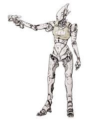 Weekly20151220 - Random Droid Doodle by StMan