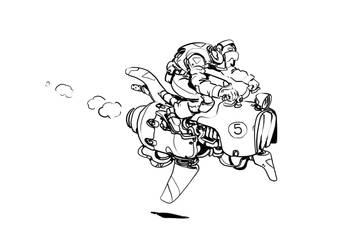 W20161016 - Speeder by StMan