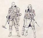 W20170430 - RPG characters