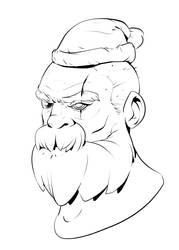 W20171221 - Santa by StMan