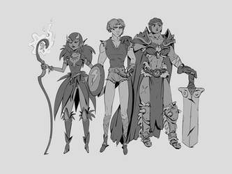 W20190203 - rpg party by StMan