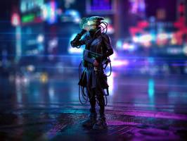 Netrunner (photo manipulation)