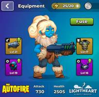 Ice Hero - Mr Autofire hero
