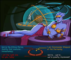 Star Control II Mass Effect