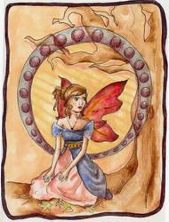 Autumn Fairy. by dum-donutz