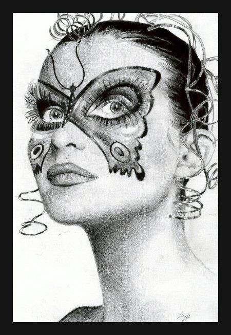 + Modele de Papillon + by dum-donutz
