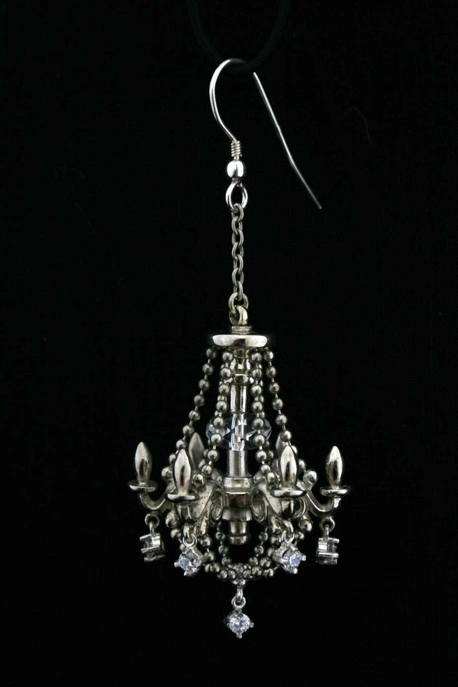 Chandelier Earring 1 By W L G On Deviantart