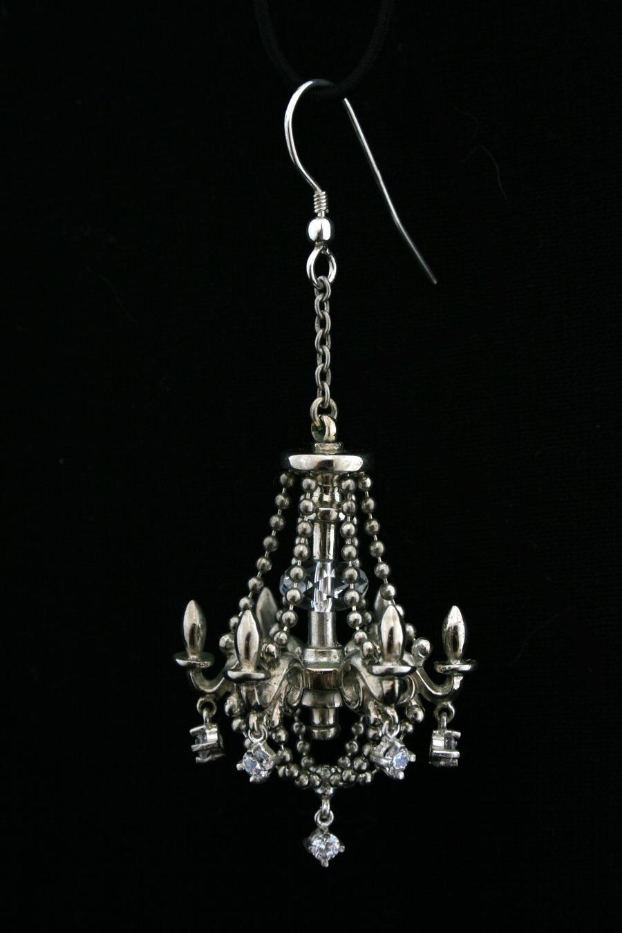 Chandelier Earring 1 By W L G On Deviantart