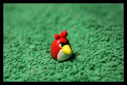 Fimo Angry Bird