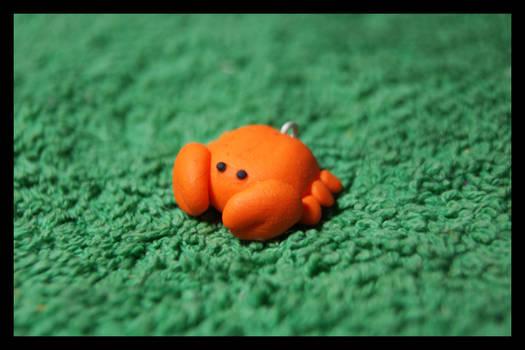 Fimo Little Crab