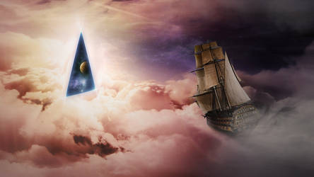 Gate of Place - Treasure Planet by Devil-Grades
