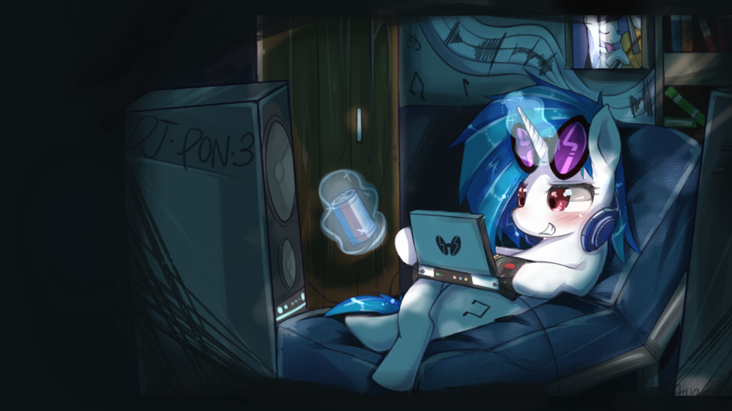 whole night by Hua113