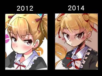 Progress by Hua113