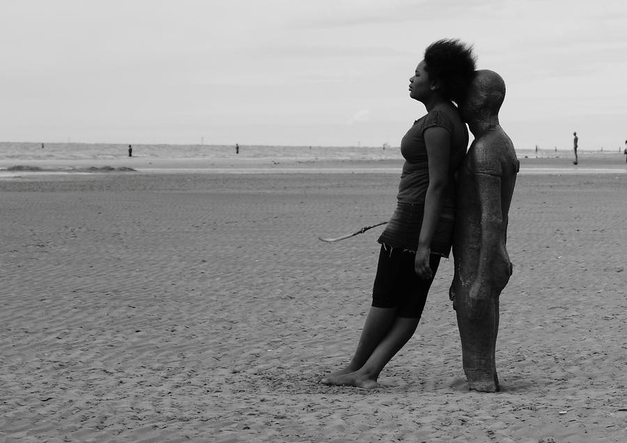 CROSBY BEACH, MAY 2010 by morgothemighty