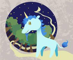 Moon way of the unicorn