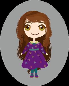 Doll self portrait