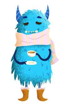 Cozy monster