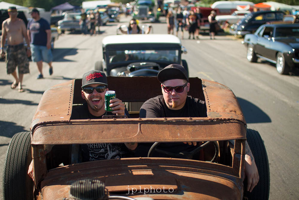 Power Hot Rod Reunion, Sweden by MrNegativ