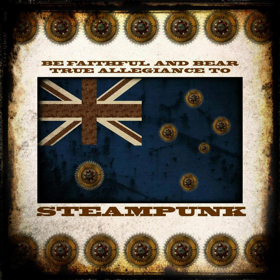 Steampunk Nation: Australia