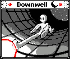 Downwell Horizontal Card