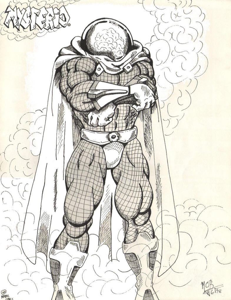 mysterio spiderman coloring pages - photo#1