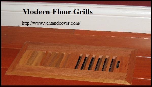 Modern Floor Grills By Ventandcover On Deviantart