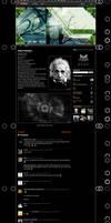 Albert Einstein on Dimibox by dimibox