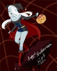 Happy Halloween by Natsu-Ki