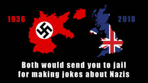 You can't offend Nazis