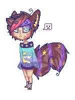 Dumb Pixel Attempt by PunkPuke
