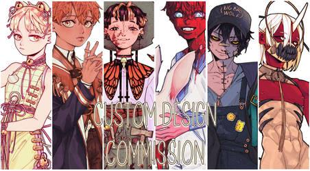 Custom Design Commission