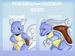 pokemon to digimon