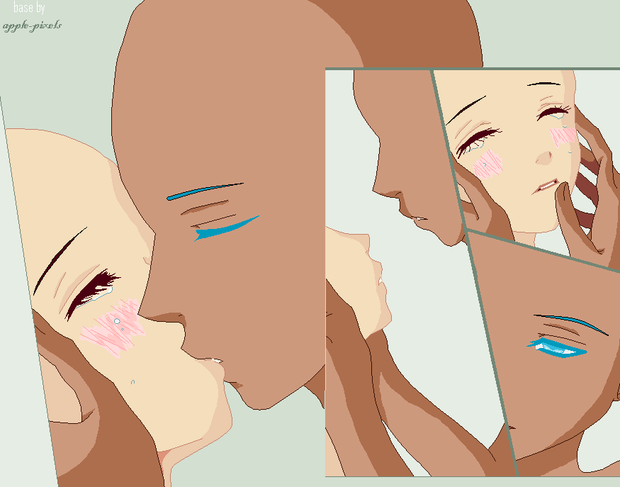 Base Comforting Kiss By Xxfluffypachirisuxx On Deviantart-9960