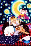 Oyasumi-Tomoe Mami by dawn-alexis