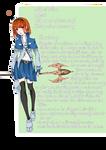 Wrenn character sheet by dawn-alexis