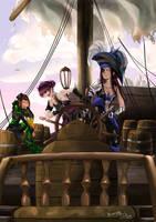 Naratje's Sea adventure by dawn-alexis
