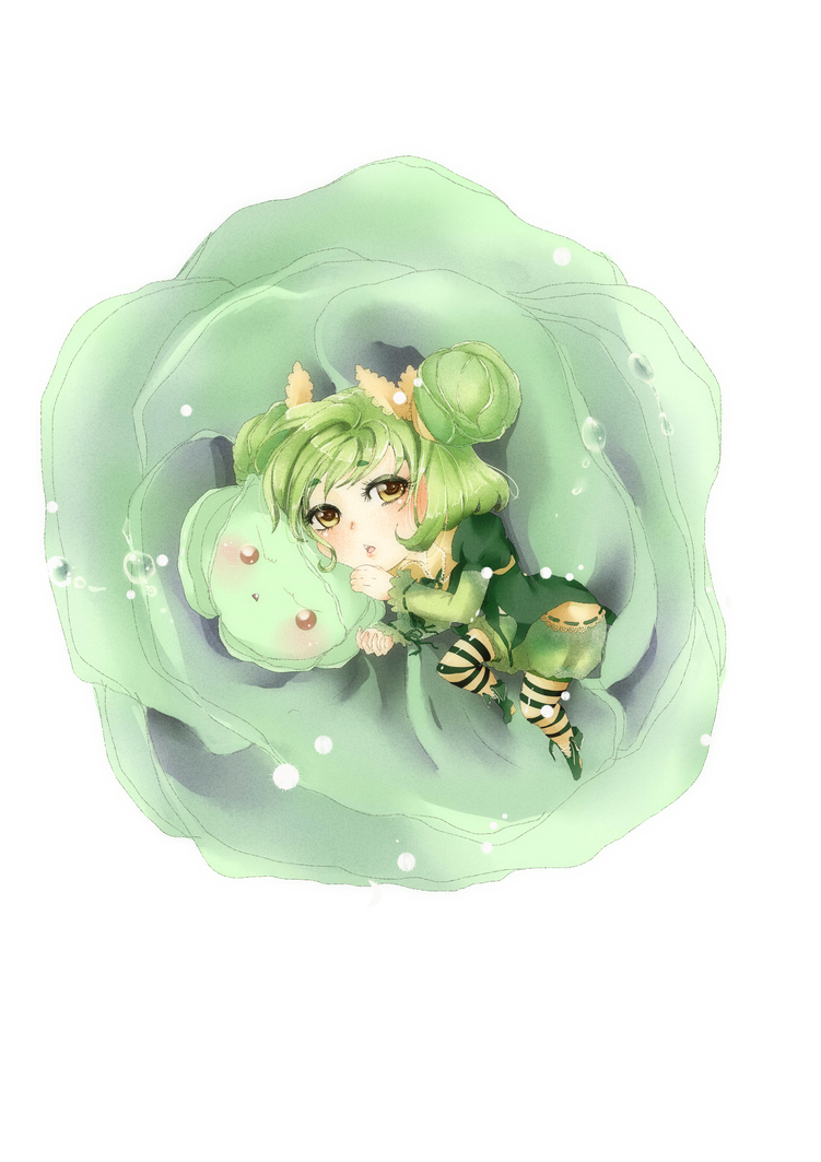 Cabbage patch baby by dawn-alexis